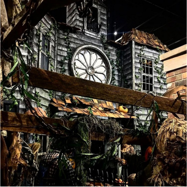 Fire code requirements for haunted houses